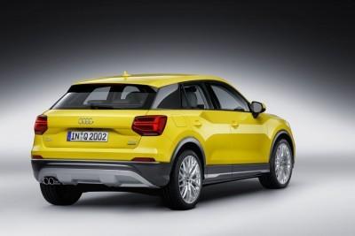 2017 Audi Q2 22