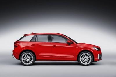 2017 Audi Q2 35