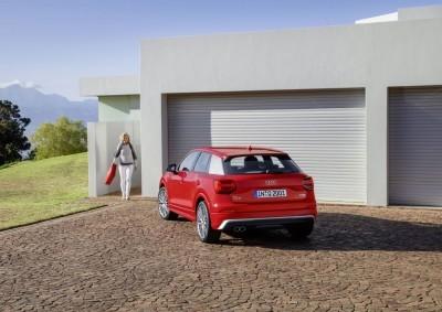 2017 Audi Q2 40