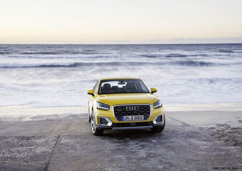 2017 Audi Q2 5