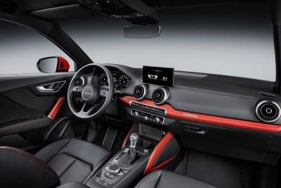 2017 Audi Q2 55