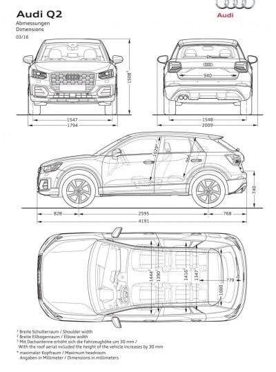 2017 Audi Q2 73