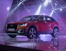 2017 Audi Q2 – Slides Below Q3 with All-New Design Language, Cheaper Price
