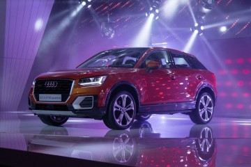 2017 Audi Q2 - Slides Below Q3 with All-New Design Language, Cheaper Price