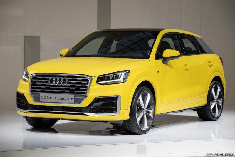 2017 Audi Q2 87