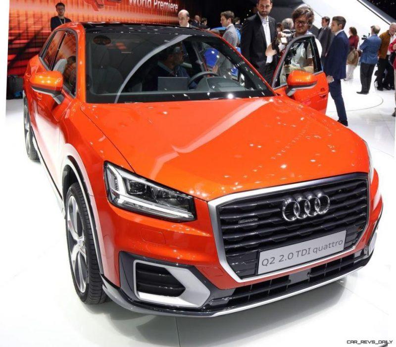2017 Audi Q2 93