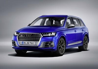 2017 Audi SQ7 TDI 1