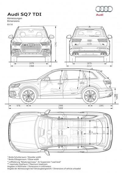 2017 Audi SQ7 TDI 36