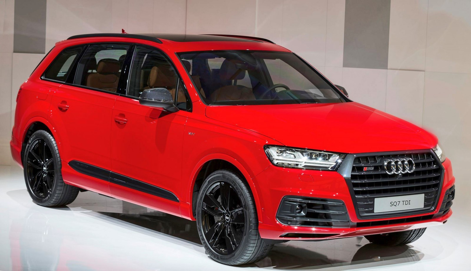 2017 audi sq7 tdi triple turbo diesel v8 is ultimate tax. Black Bedroom Furniture Sets. Home Design Ideas