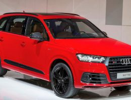 2017 Audi SQ7 TDI – Triple-Turbo Diesel V8 is Ultimate Tax on Society