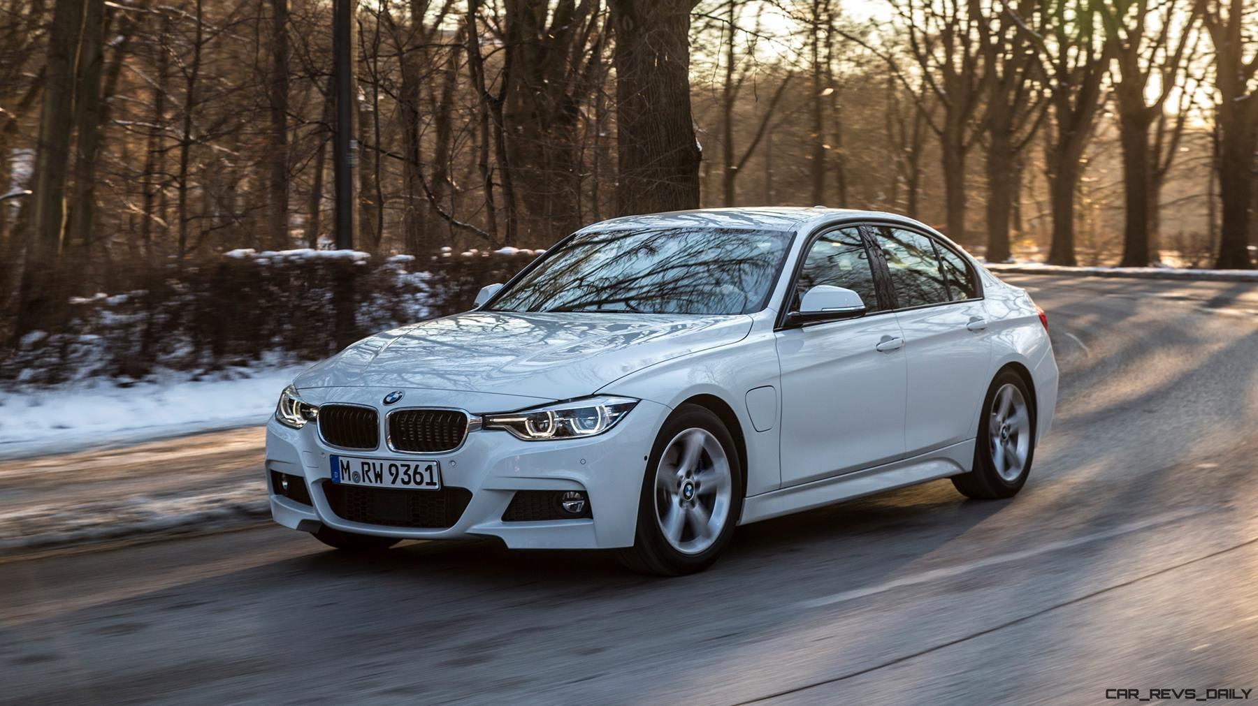 2017 bmw 330e iperformance phev with 74 mph max edrive car revs