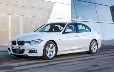2017 BMW 330e iPerformance 4