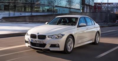 2017 BMW 330e iPerformance 8