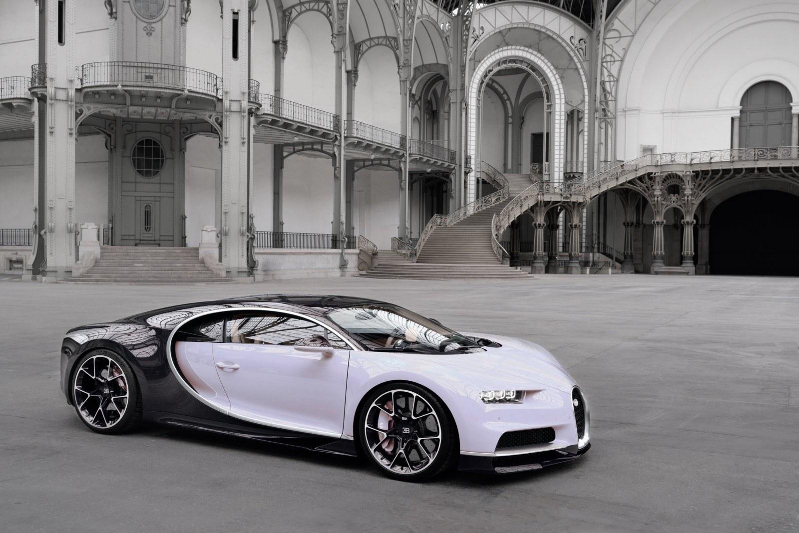 2017 Bugatti Chiron Colors Visualizer 50 Shades Of 300mph Boss Car Revs Daily Com
