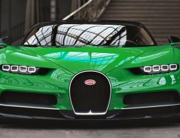 2017 Bugatti CHIRON – Colors Visualizer – 50 Shades of 300mph BOSS!
