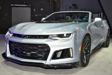 ~3.5s 2017 Chevrolet CAMARO ZL1 Convertible – Live Photos, Tech Details + Track Video