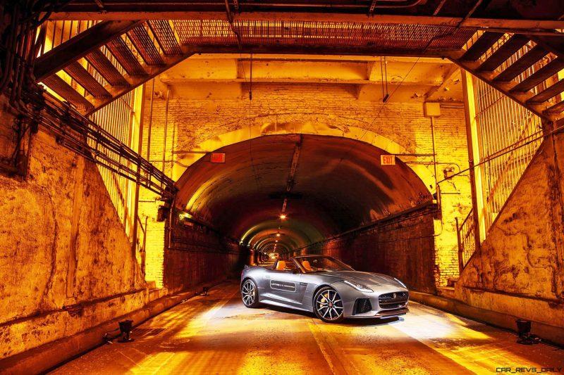 2017 Jaguar F-TYPE SVR 5