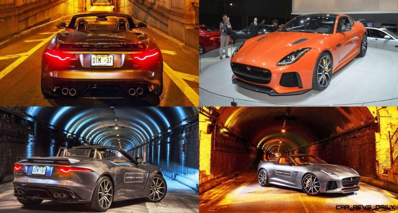 2017 Jaguar F-TYPE SVR 6-tile