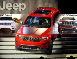 #NYIAS – 2017 JEEP Grand Cherokee Trailhawk and Summit (+Visual Comparo vs 2015)