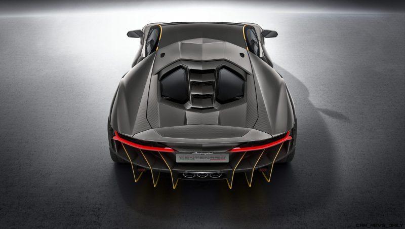 2017 Lamborghini CENTENARIO 1