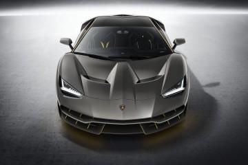 2017 Lamborghini CENTENARIO 3