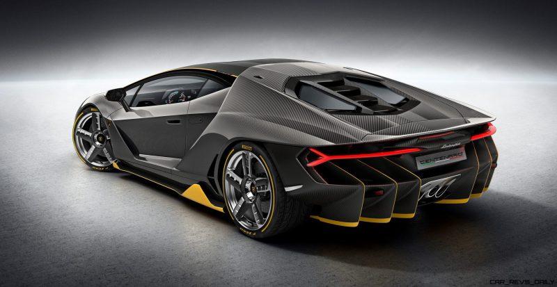 2017 Lamborghini CENTENARIO 7
