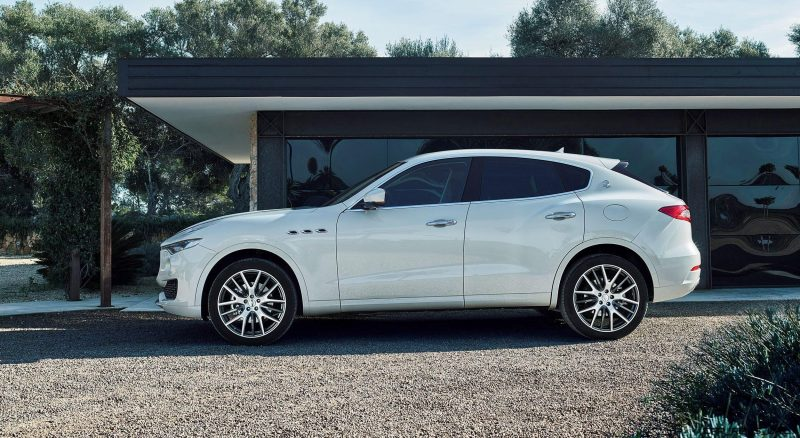 2017 Maserati Levante - Dynamic  Photos  1