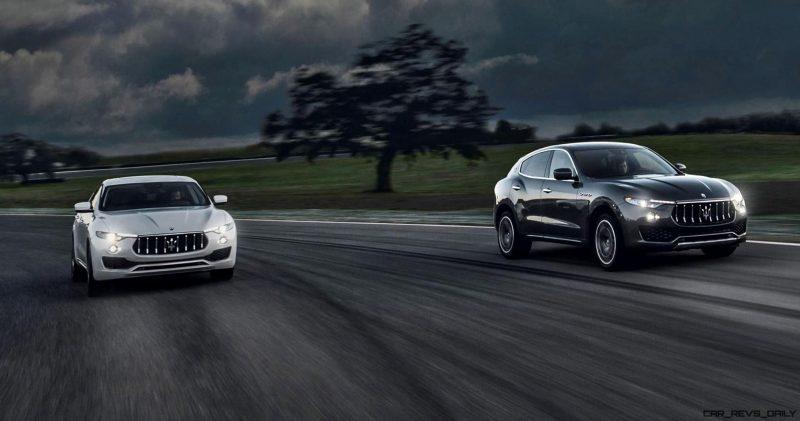 2017 Maserati Levante - Dynamic Photos 10