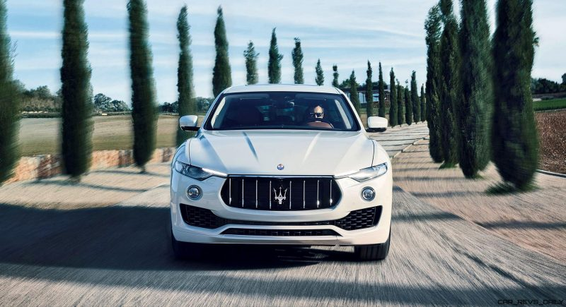2017 Maserati Levante - Dynamic  Photos  11