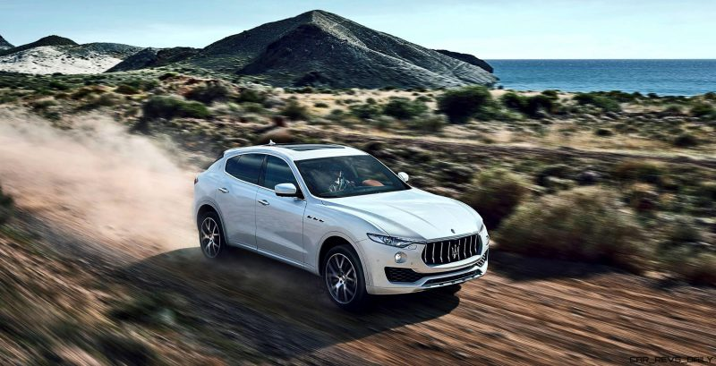 2017 Maserati Levante - Dynamic  Photos  12