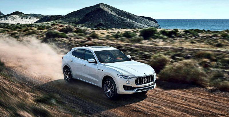2017 Maserati Levante - Dynamic Photos 12