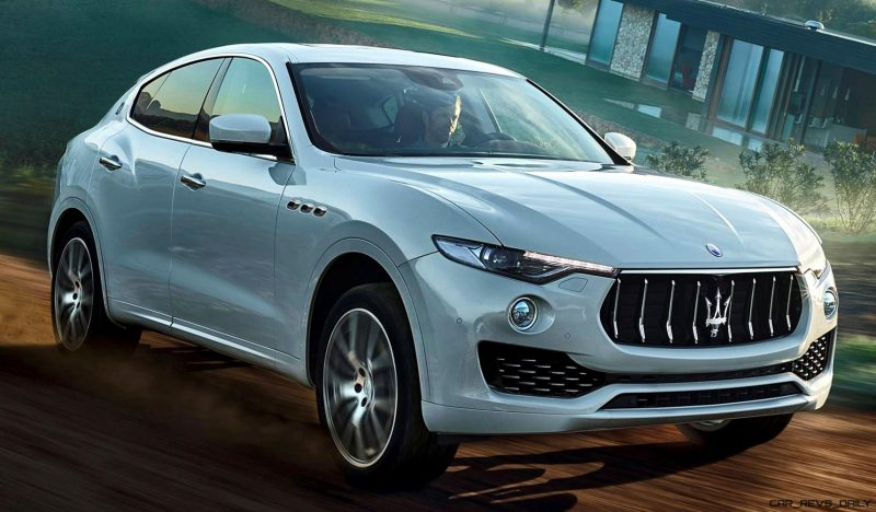 2017 Maserati Levante - Dynamic Photos 4