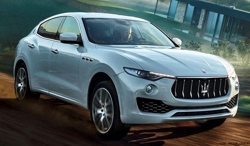 2017 Maserati Levante - Dynamic Photos 4