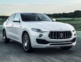 430HP, 5.0s 2017 Maserati LEVANTE S – Full Specs, Pricing + 60 Photos Inside & Out