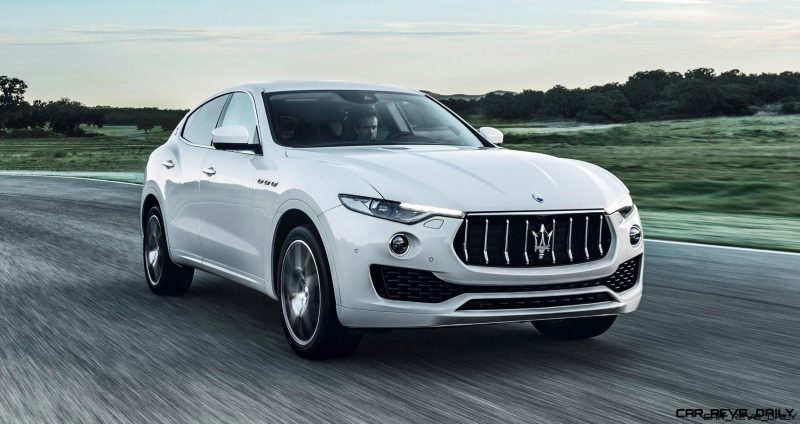 2017 Maserati Levante - Dynamic  Photos  8