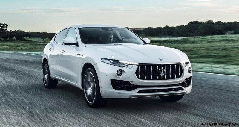 2017 Maserati Levante - Dynamic Photos 8