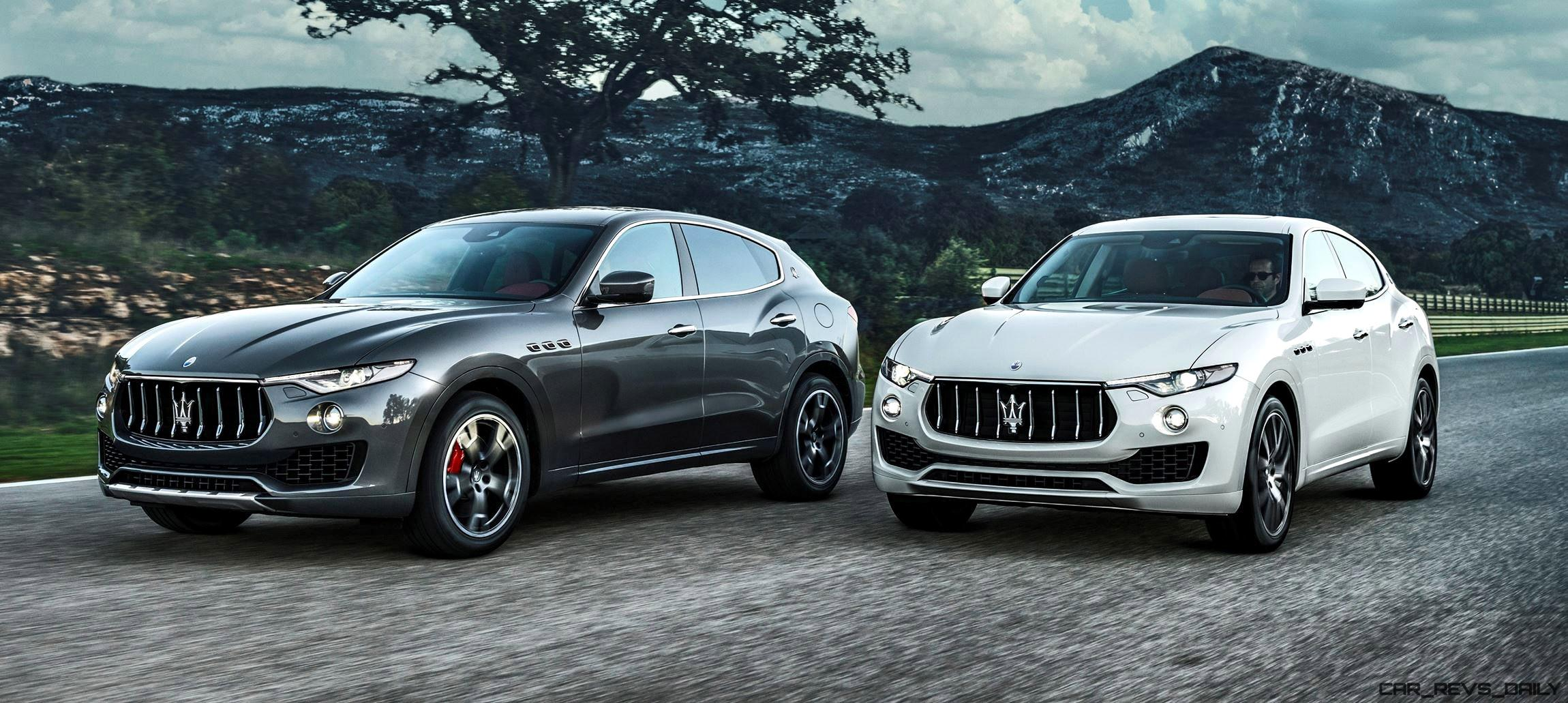 430hp 2017 maserati levante s full specs pricing. Black Bedroom Furniture Sets. Home Design Ideas