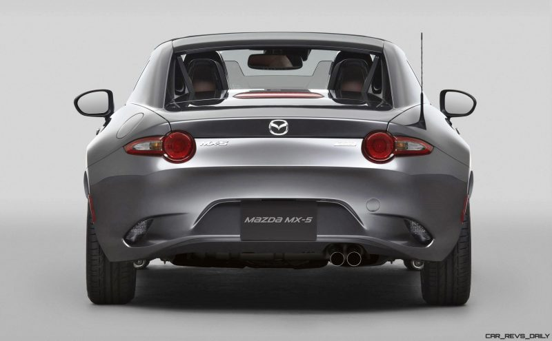 2017 Mazda MX-5 RF 1