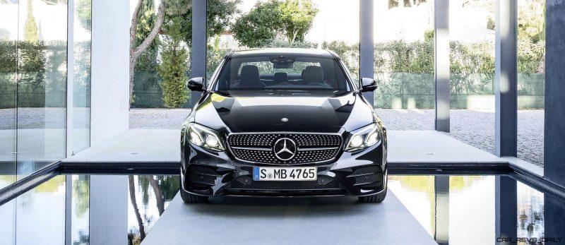 2017 Mercedes-AMG E43 5