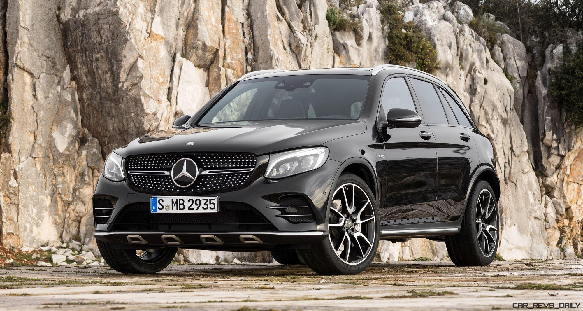 2017 mercedes amg glc43 for Mercedes benz glc43 amg