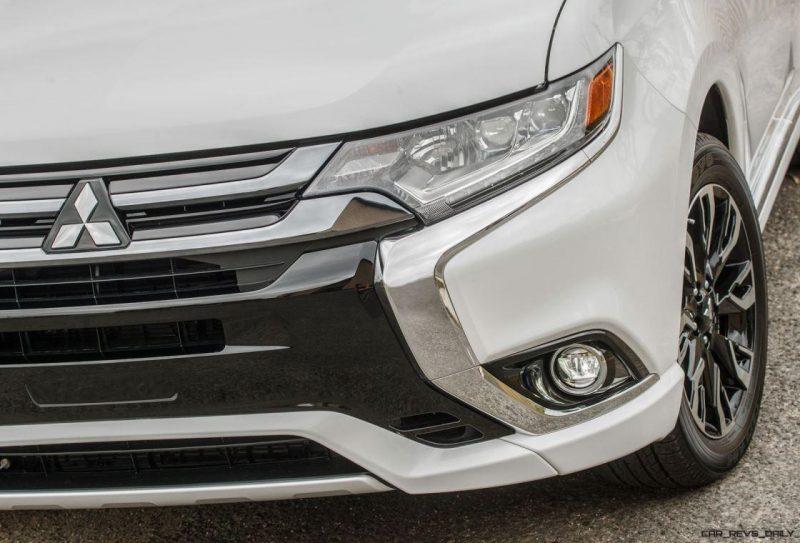 2017 Mitsubishi Outlander PHEV Hybrid 24