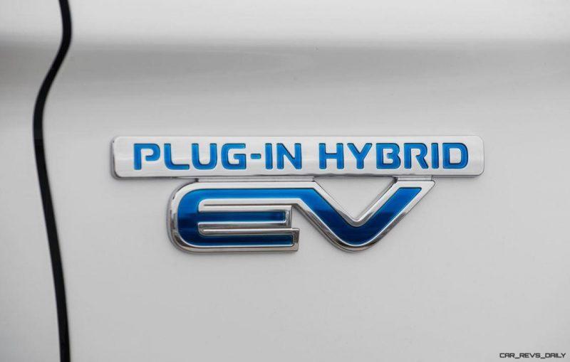 2017 Mitsubishi Outlander PHEV Hybrid 31