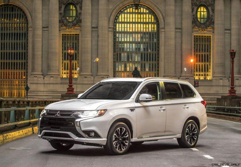 2017 Mitsubishi Outlander PHEV Hybrid 37