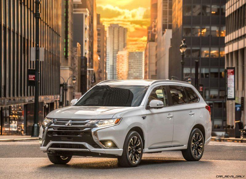 2017 Mitsubishi Outlander PHEV Hybrid 38
