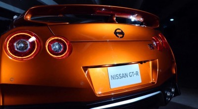 2017 Nissan GT-R Video Stills 15