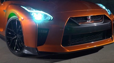 2017 Nissan GT-R Video Stills 17