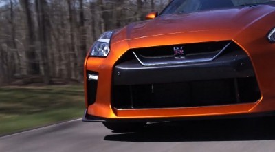 2017 Nissan GT-R Video Stills 19
