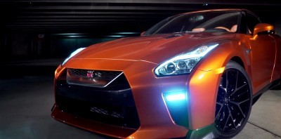 2017 Nissan GT-R Video Stills 22