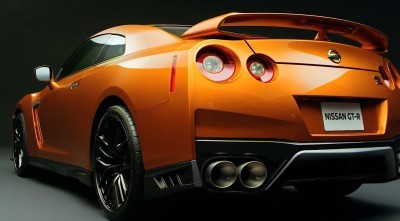 2017 Nissan GT-R Video Stills 24