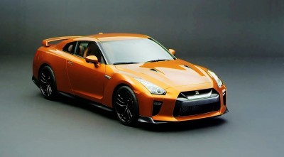 2017 Nissan GT-R Video Stills 8